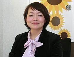 ひまわり不動産代表 増澤京子